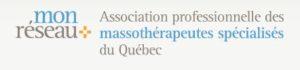 microdossiers: association des massothérapeutes du Quebec