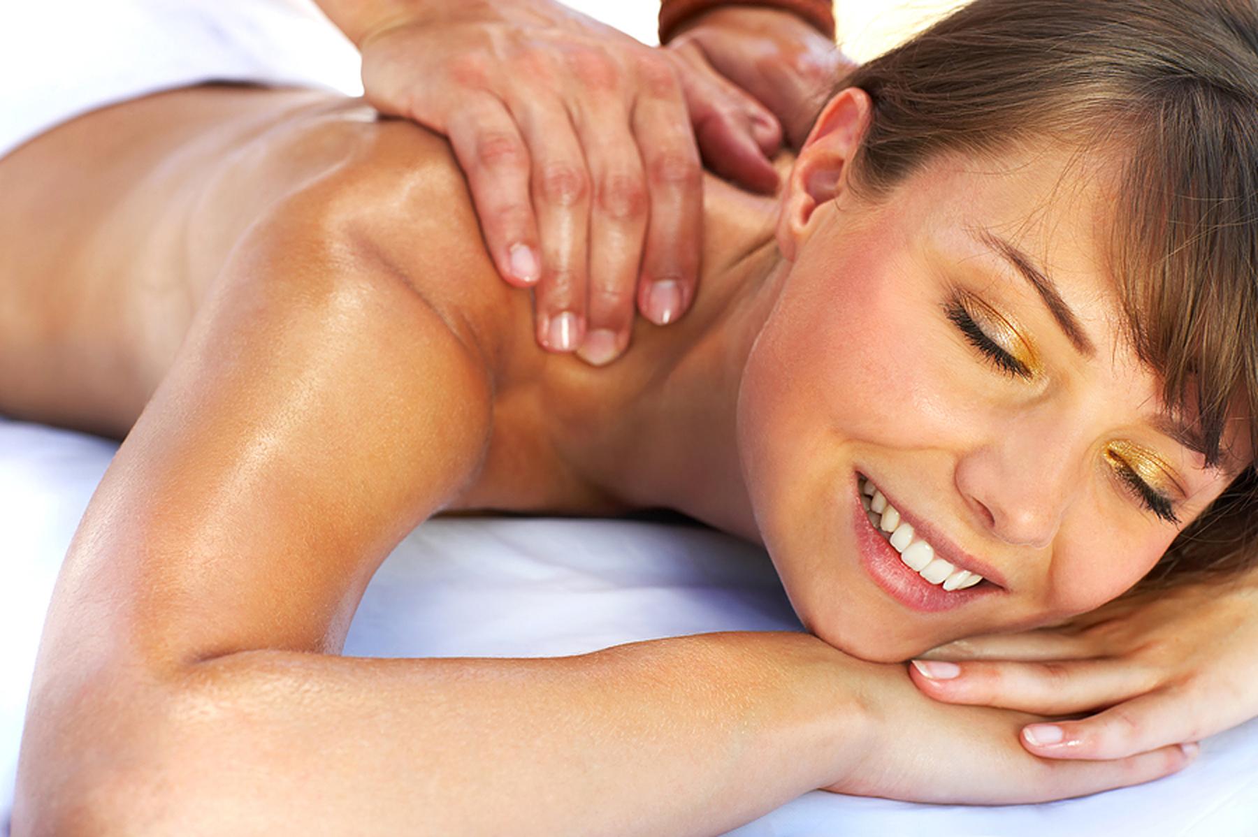 le massage suédois