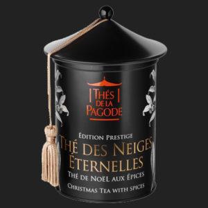 thé de la pagode, noir des neiges éternelles