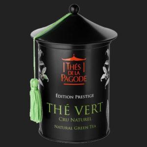 thé de la pagode vert cru naturel